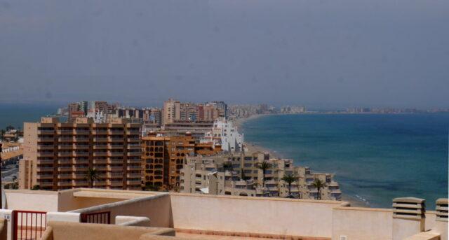 murcia, mar menor, hotels at la manga