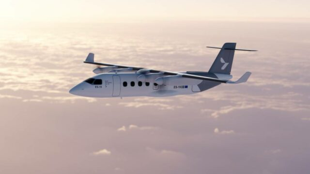 electric airplane from sweden, gothenburg by 2026