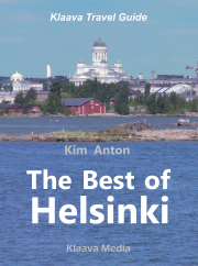 Best of Helsinki, travel guide, book cover image