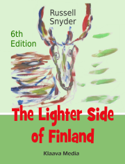 ebook: The Lighter Side of Finland by Russell Snyder