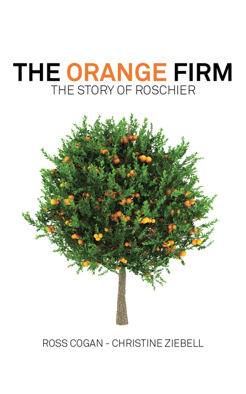 ebook: Orange Firm - The Story of Roschier