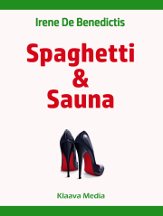 book cover image: Spaghetti and Sauna