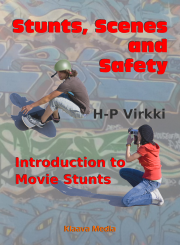 Stunts, Scenes and Safety – book cover image