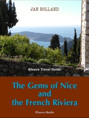 book cover image: travel guide to Nice and South France, Riviera