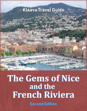 Download ebook: travel guide to Nice and Riviera, France