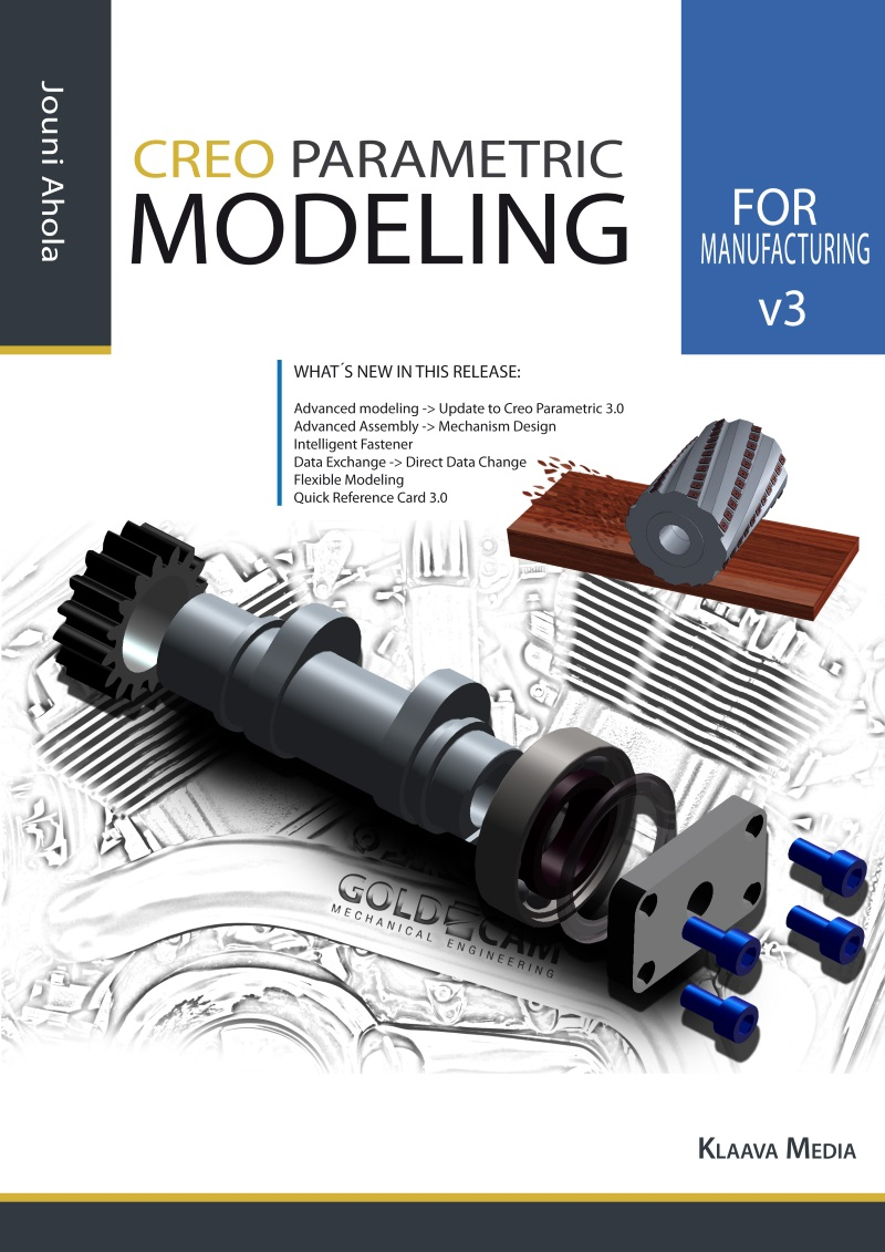 Creo Parametric modeling ebook download